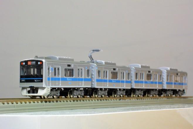 小田急3000形のBトレインモデル