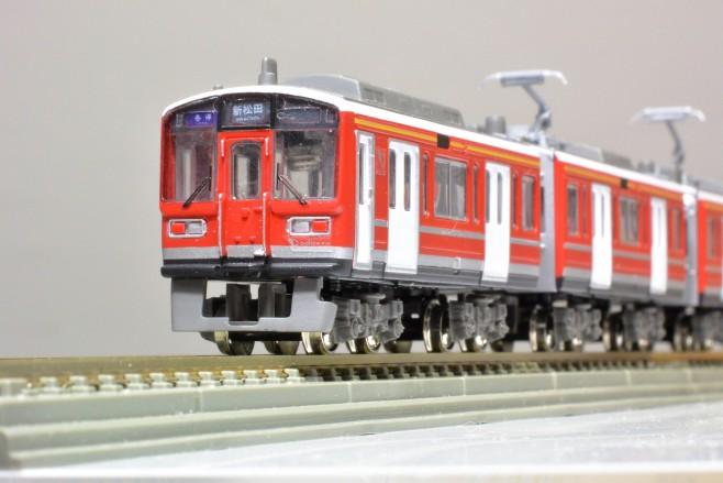 小田急1000形ベルニナ塗装