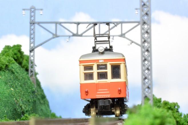 鉄コレ銚子電鉄デハ501