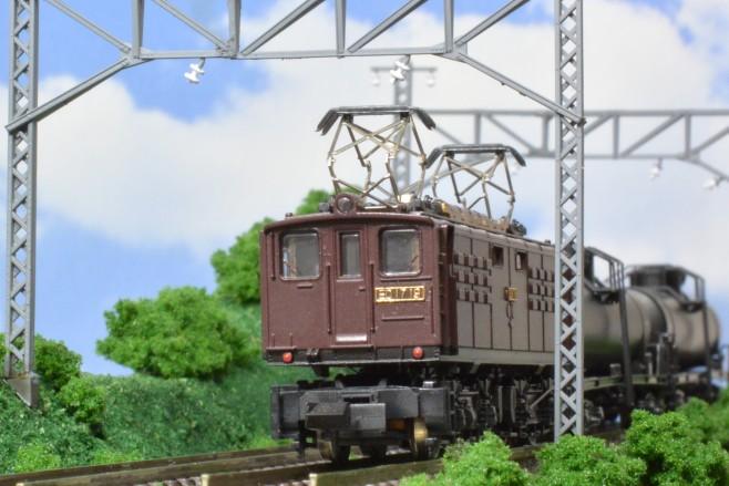 国鉄電気機関車ED17