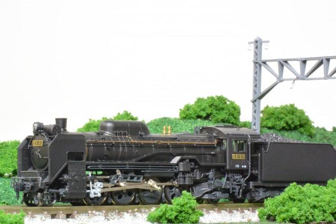 KATO D51 標準型