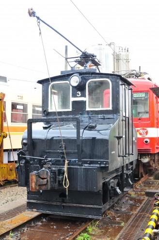 銚子電鉄デキ3