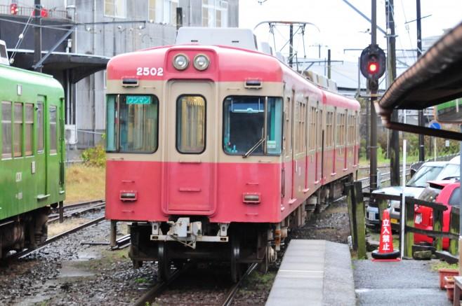 銚子電鉄仲ノ町駅