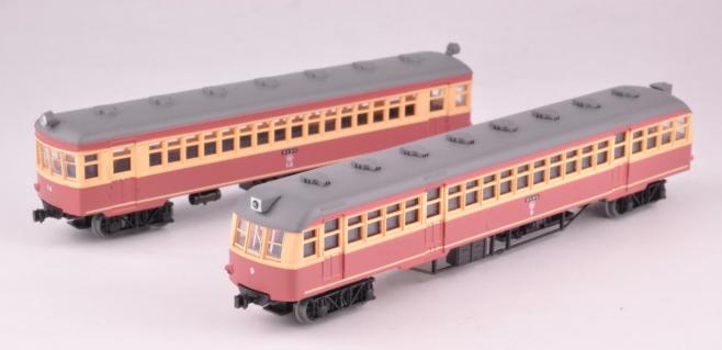 鉄コレ 江若鉄道キニ9(右)キハ14(左)2両セット 衛税込価格3000円