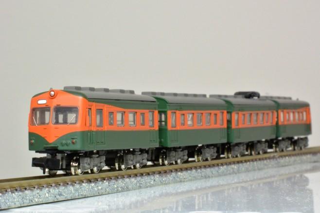 Bトレイン国鉄80系200番台旧性能直流電車