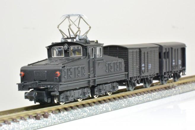 Bトレ上信電鉄デキ1形電気機関車