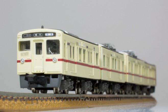 Bトレイン京王6000系旧塗装