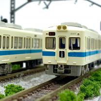 鉄道コレクション 小田急電鉄4000形冷房改造車 4両セット