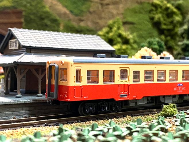 【鉄コレ】小湊鐵道キハ200形2両セット